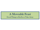 A Moveable Feast Logo