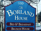 The Borland House Logo