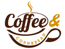 Coffee & Cornbread Co. Logo