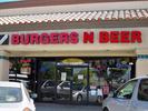 Schooners Burgers N Beer Logo