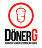 DonerG Turkish Mediterranean Grill Logo