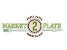 Market 2 Plate Logo