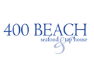400 Beach Seafood & Tap House Logo