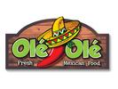 Ole Ole Fresh Mexican Logo