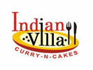 Indian Villa Logo