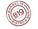 Barrel19 Bistro & Bar Logo