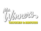 Mrs. Winner's Chicken and Biscuits Logo