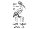 Good Vibes Juice Co. Logo