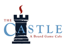 The Castle: A Board Game Cafe Logo