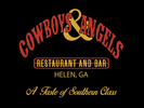 Cowboys & Angels Restaurant & Bar Logo