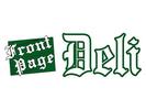 Front Page Deli Logo