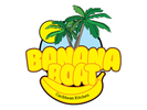 The Banana Boat Caribbean  Kitchen & Lounge Logo