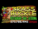 Brass Buckle Restaurant Logo