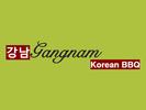 Gangnam Korean Cuisine Logo