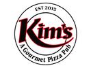 Kim's Gourmet Pizza Pub Logo