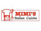 Mimi's Italian Cuisine Logo