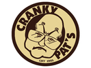 Cranky Pat's Pizzeria and Pub Logo