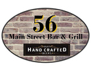 56 Main Street Bar & Grill Logo