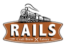 Rails Craft Brew & Eatery Logo