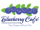 Blueberry Cafe Juice Bar & Vegan Grille Logo
