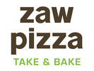 Zaw Pizza Take & Bake Logo
