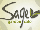 Sage Garden Cafe Logo