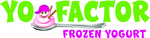 Yo factor logo color