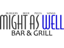 Might as Well Bar and Grill Logo