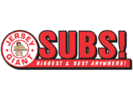 Jersey Giant SUBS! Logo