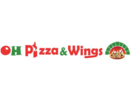 Oh Pizza and Wings Logo