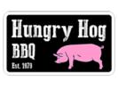Hungry Hog BBQ Catering Team Logo