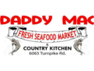 Daddy Mac Fresh Seafood Market & Country Kitchen Logo