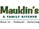 Mauldin's A Family Kitchen Logo