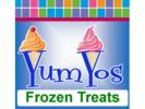Yum Yo's Frozen Yogurt Logo