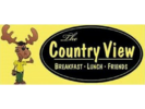 The Country View Restaurant and Pub CVR Logo
