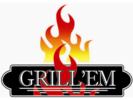 Grill 'Em Steakhouse Logo