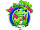 The Frozen Frog Logo