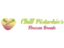 Chill Pistachio's Frozen Treats Logo