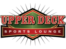 Upper Deck Sports Lounge Logo