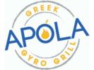 Apola Gyro Grill Logo