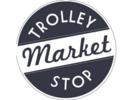 Trolley Stop Market Logo