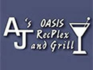 A.J.'s Oasis Restaurant Logo
