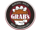 Grab's Burger Bar Logo