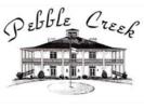 Pebble Creek Golf Course Restaurant Logo