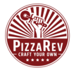 Secondary logo pizzarev badge fullcolor 2016   copy