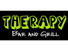 Therapy Bar & Grill Logo