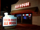 Cocoa Beach Ale House Logo