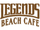 Legends Beach Cafe Logo