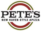 Pete's New Haven Style Apizza Logo