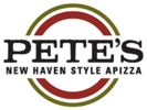 Pete's New Haven Style Apizza Logo